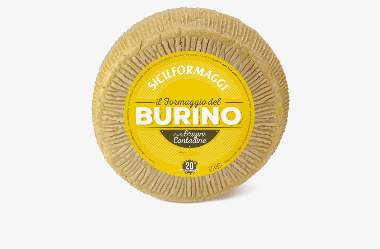 il formaggio del burino