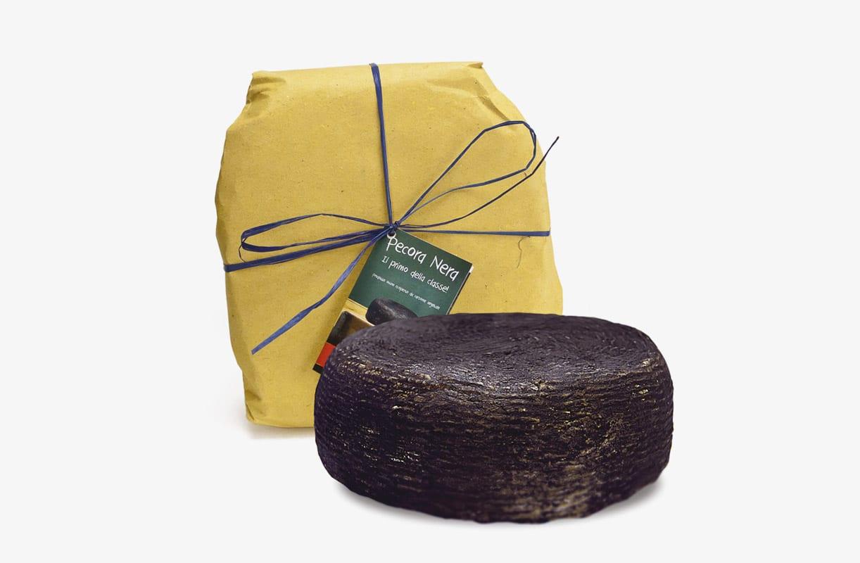 formaggio di pecura nivuru