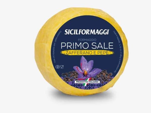 Primo Sale Affinato Zafferano-pepe Gr. 500